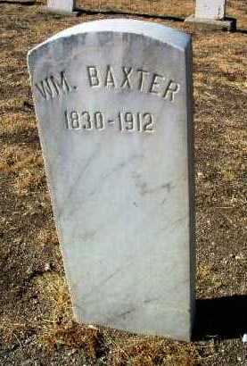 BAXTER, WILLIAM - Yavapai County, Arizona | WILLIAM BAXTER - Arizona Gravestone Photos