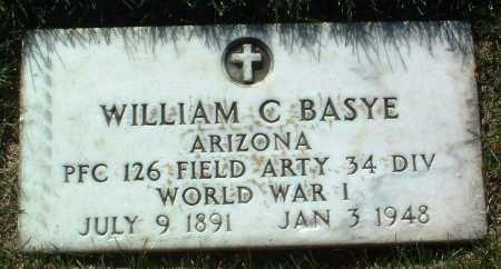 BASYE, WILLIAM CLAUDE - Yavapai County, Arizona | WILLIAM CLAUDE BASYE - Arizona Gravestone Photos