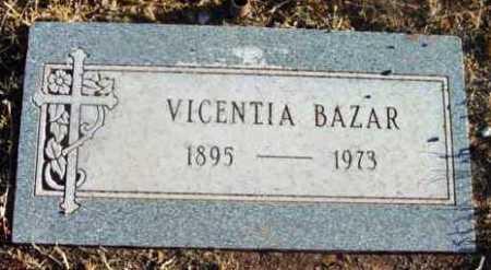 BAZAR, VICENTIA - Yavapai County, Arizona | VICENTIA BAZAR - Arizona Gravestone Photos