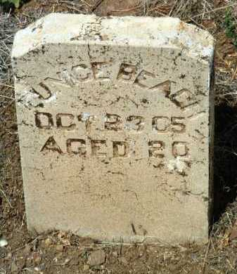 BEACH, EUNICE - Yavapai County, Arizona | EUNICE BEACH - Arizona Gravestone Photos