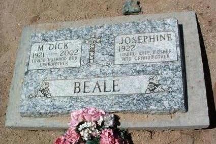 BEALE, JOSEPHINE - Yavapai County, Arizona   JOSEPHINE BEALE - Arizona Gravestone Photos