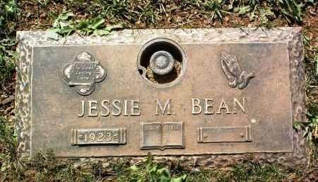 BEAN, JESSIE M. - Yavapai County, Arizona | JESSIE M. BEAN - Arizona Gravestone Photos
