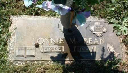 BEAN, LONNIE M. - Yavapai County, Arizona   LONNIE M. BEAN - Arizona Gravestone Photos