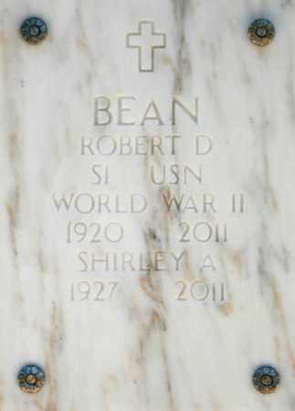 BEAN, ROBERT DIXON - Yavapai County, Arizona | ROBERT DIXON BEAN - Arizona Gravestone Photos