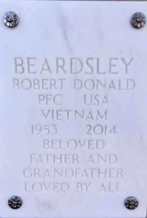 BEARDSLEY, ROBERT D. - Yavapai County, Arizona   ROBERT D. BEARDSLEY - Arizona Gravestone Photos