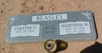 BEASLEY, MADONNA MAY - Yavapai County, Arizona | MADONNA MAY BEASLEY - Arizona Gravestone Photos