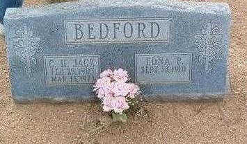 BEDFORD, CARLTON W. - Yavapai County, Arizona   CARLTON W. BEDFORD - Arizona Gravestone Photos
