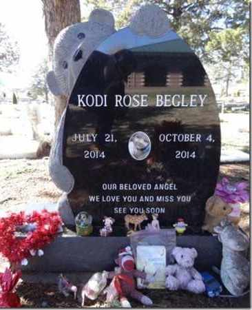 BEGLEY, KODI ROSE - Yavapai County, Arizona | KODI ROSE BEGLEY - Arizona Gravestone Photos