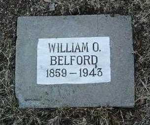 BELFORD, WILLIAM ORR - Yavapai County, Arizona | WILLIAM ORR BELFORD - Arizona Gravestone Photos