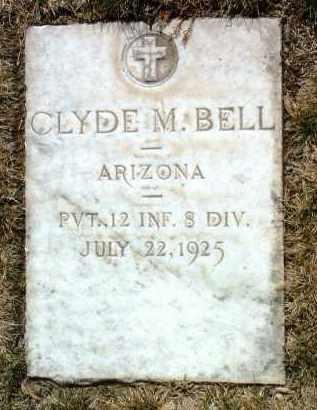 BELL, CLYDE M. - Yavapai County, Arizona | CLYDE M. BELL - Arizona Gravestone Photos