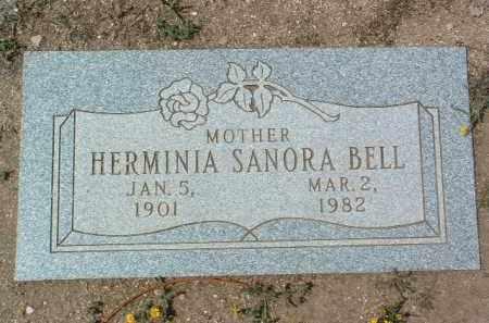 BELL, HERMINIA - Yavapai County, Arizona | HERMINIA BELL - Arizona Gravestone Photos