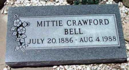 BELL, MITTIE - Yavapai County, Arizona | MITTIE BELL - Arizona Gravestone Photos