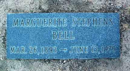 STEPHENS BELL, MARGUERITE W. - Yavapai County, Arizona | MARGUERITE W. STEPHENS BELL - Arizona Gravestone Photos