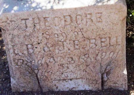 BELL, THEODORE - Yavapai County, Arizona   THEODORE BELL - Arizona Gravestone Photos