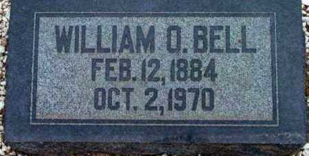 BELL, WILLIAM O. - Yavapai County, Arizona | WILLIAM O. BELL - Arizona Gravestone Photos