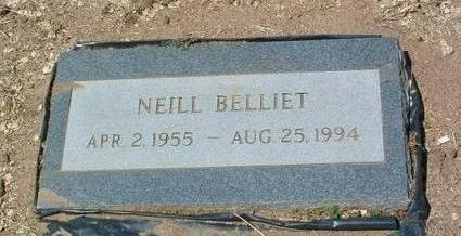 BELLIET, NEILL - Yavapai County, Arizona | NEILL BELLIET - Arizona Gravestone Photos