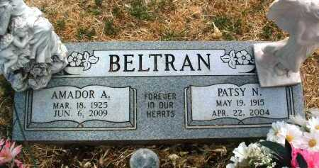 BELTRAN, PATSY N. - Yavapai County, Arizona | PATSY N. BELTRAN - Arizona Gravestone Photos