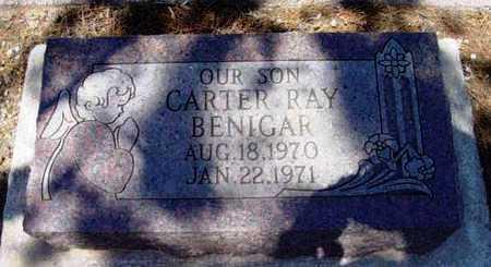 BENIGAR, CARTER RAY - Yavapai County, Arizona   CARTER RAY BENIGAR - Arizona Gravestone Photos