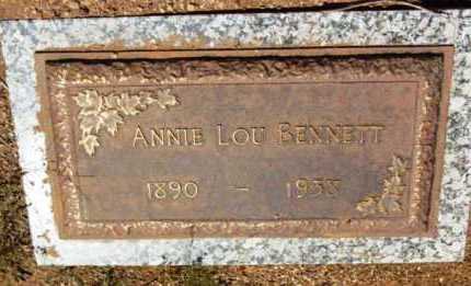 BENNETT, ANNA LOUISA - Yavapai County, Arizona | ANNA LOUISA BENNETT - Arizona Gravestone Photos