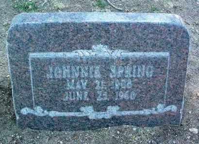 SPRING, JOHN HENRY - Yavapai County, Arizona | JOHN HENRY SPRING - Arizona Gravestone Photos