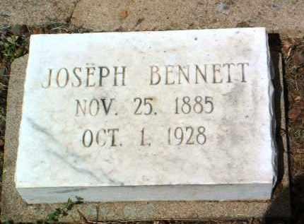 BENNETT, JOSEPH - Yavapai County, Arizona | JOSEPH BENNETT - Arizona Gravestone Photos