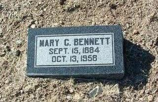 BENNETT, MARY CELCILA - Yavapai County, Arizona | MARY CELCILA BENNETT - Arizona Gravestone Photos