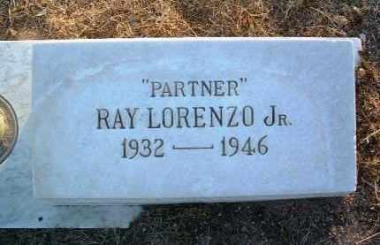 BENNETT, RAY LORENZO, JR. - Yavapai County, Arizona | RAY LORENZO, JR. BENNETT - Arizona Gravestone Photos
