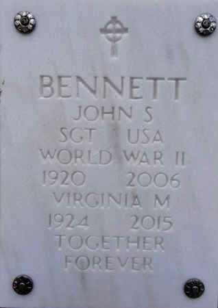 CASTINO BENNETT, VIRGINIA - Yavapai County, Arizona | VIRGINIA CASTINO BENNETT - Arizona Gravestone Photos