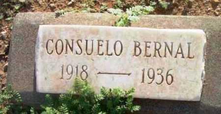 BERNAL, CONSUELO - Yavapai County, Arizona | CONSUELO BERNAL - Arizona Gravestone Photos