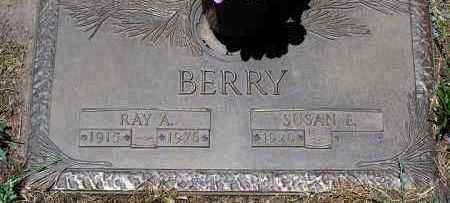 BERRY, RAY A. - Yavapai County, Arizona   RAY A. BERRY - Arizona Gravestone Photos