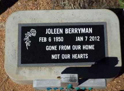 LEE BERRYMAN, JOLEEN - Yavapai County, Arizona | JOLEEN LEE BERRYMAN - Arizona Gravestone Photos