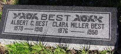 MILLER BEST, CLARA - Yavapai County, Arizona | CLARA MILLER BEST - Arizona Gravestone Photos