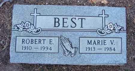 BEST, ROBERT E. - Yavapai County, Arizona | ROBERT E. BEST - Arizona Gravestone Photos