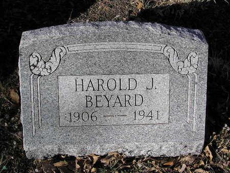 BEYARD, HAROLD JOE - Yavapai County, Arizona | HAROLD JOE BEYARD - Arizona Gravestone Photos