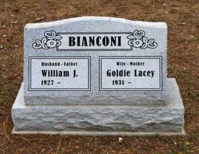 BIANCONI, GOLDIE LACEY - Yavapai County, Arizona   GOLDIE LACEY BIANCONI - Arizona Gravestone Photos