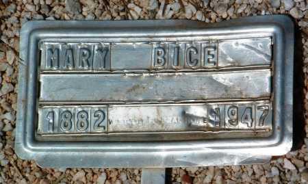 HASER BICE, MARY MAY - Yavapai County, Arizona | MARY MAY HASER BICE - Arizona Gravestone Photos