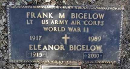BIGELOW, ELEANOR - Yavapai County, Arizona | ELEANOR BIGELOW - Arizona Gravestone Photos