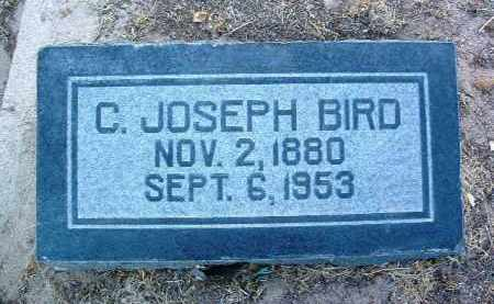 BIRD, CHARLES JOSEPH - Yavapai County, Arizona | CHARLES JOSEPH BIRD - Arizona Gravestone Photos