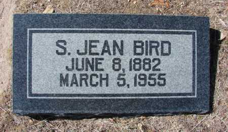 MCGRANDLE BIRD, S. JEAN - Yavapai County, Arizona | S. JEAN MCGRANDLE BIRD - Arizona Gravestone Photos