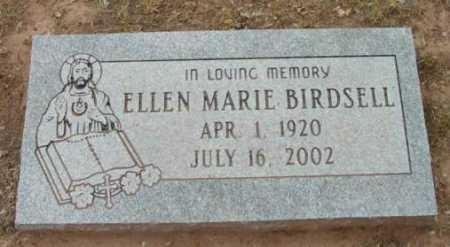 COON BIRDSELL, ELLEN M. - Yavapai County, Arizona   ELLEN M. COON BIRDSELL - Arizona Gravestone Photos