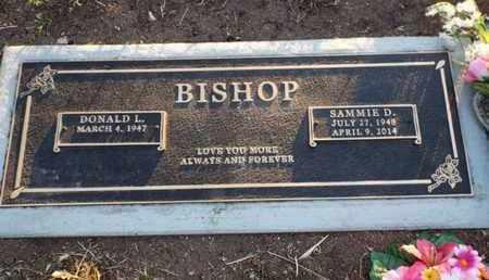 BISHOP, DONALD L. - Yavapai County, Arizona | DONALD L. BISHOP - Arizona Gravestone Photos