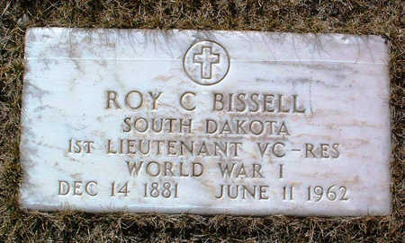 BISSELL, ROY C. - Yavapai County, Arizona | ROY C. BISSELL - Arizona Gravestone Photos