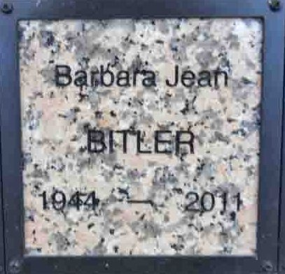 BITLER, BARBARA JEAN - Yavapai County, Arizona | BARBARA JEAN BITLER - Arizona Gravestone Photos