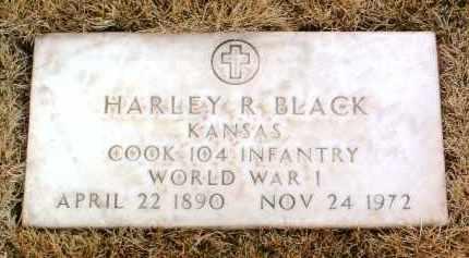BLACK, HARLEY RANKIN - Yavapai County, Arizona   HARLEY RANKIN BLACK - Arizona Gravestone Photos