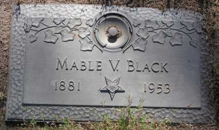 BJORK BLACK, MABEL V. - Yavapai County, Arizona | MABEL V. BJORK BLACK - Arizona Gravestone Photos