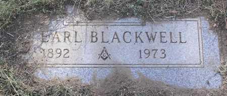 BLACKWELL, HERBERT EARL - Yavapai County, Arizona | HERBERT EARL BLACKWELL - Arizona Gravestone Photos