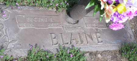 STANFORD BLAINE, ALMA R. - Yavapai County, Arizona | ALMA R. STANFORD BLAINE - Arizona Gravestone Photos
