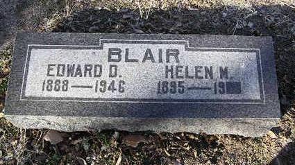 BLAIR, HELEN M. - Yavapai County, Arizona | HELEN M. BLAIR - Arizona Gravestone Photos