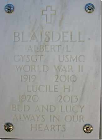 TERPENING BLAISDELL, L. H. - Yavapai County, Arizona   L. H. TERPENING BLAISDELL - Arizona Gravestone Photos