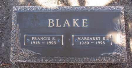 BLAKE, MARGARET RUTH - Yavapai County, Arizona | MARGARET RUTH BLAKE - Arizona Gravestone Photos